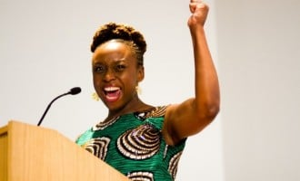 Adichie: Buhari has disappointed Nigerians, his behaviour suggests he's tone deaf