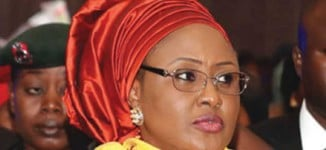 Group accuses Aisha Buhari of playing politics with a 'noble project'