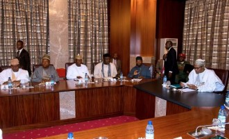 Buhari addressing the issues we raised, say APC govs