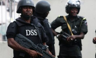 Tight security at DSS HQ over #FreeSowore protest