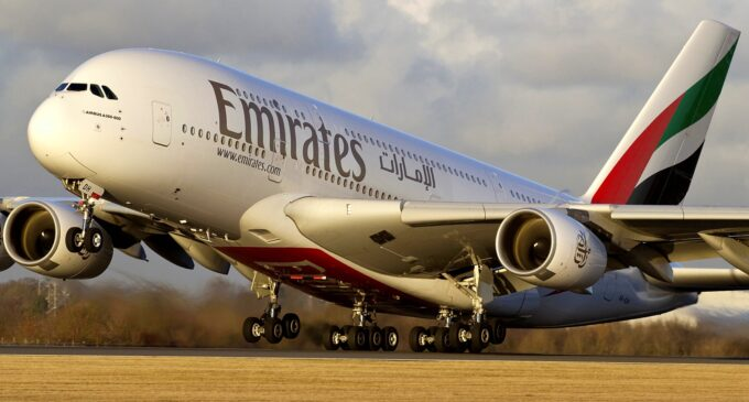 COVID-19: Emirates airline to cover medical, quarantine costs for customers