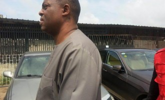 Mathew Kukah visits Abati, FFK, says 'they are cheerful in detention'