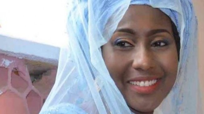 Buhari's daughter: I was surprised by the turnout at my wedding