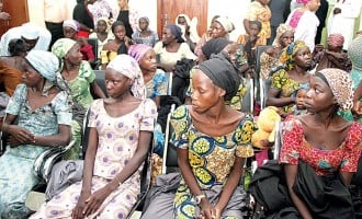 'None of the released Chibok girls was sexually abused'