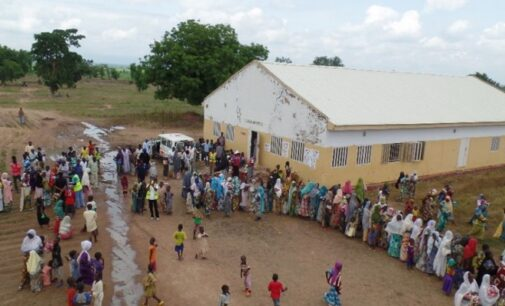 33 children die in Borno IDP camp 'within two weeks'