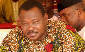 Jimoh Ibrahim has never denied that he belongs to Accord Party, says group