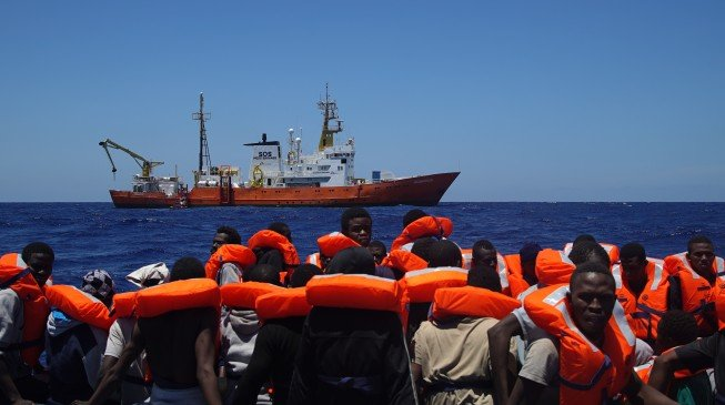 Majority of migrants dying at sea en route Italy are West Africans (updated)