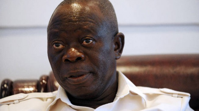 Oshiomhole: If I were president, I would arrest Obasanjo