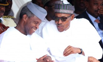 Tinubu: Critics failed in their bid to create enmity between Buhari, Osinbajo