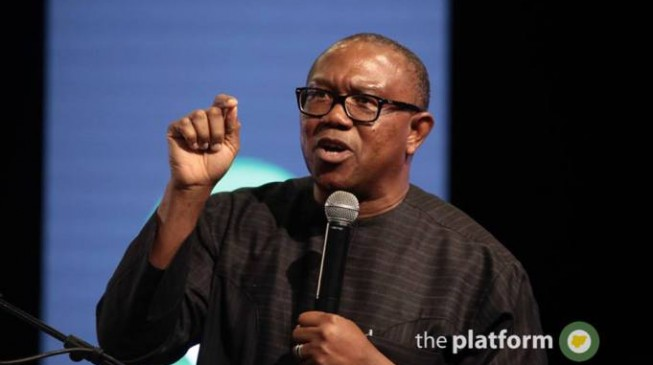 Peter Obi condemns use of force on Biafra agitators, demands release of Kanu