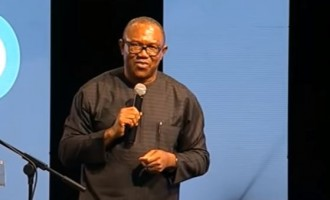 Peter Obi's speech at Platform in one video