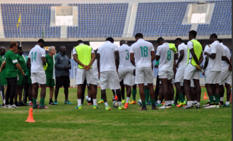 Nigeria move up one place to 50th in FIFA rankings