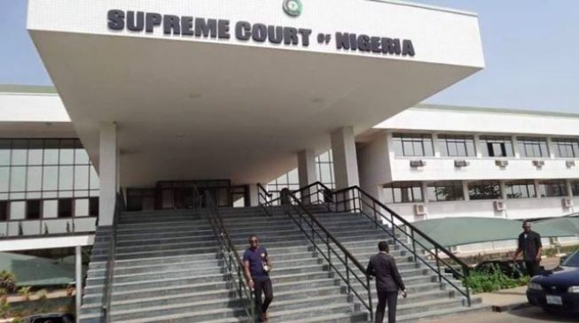 S'court receives records of appeal on Zamfara APC suit
