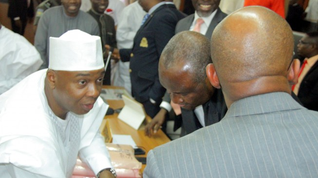 Senators storm CCT for Saraki's trial — despite ongoing senate sitting