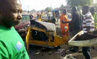 Suicide bombers hit Maiduguri, 'kill 9'