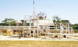 EXTRA: ABU builds one barrel per day refinery