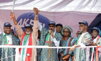 Buhari: Ondo poll tested APC's unity, but we emerged victorious