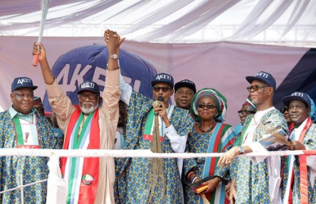 Akeredolu-Buhari