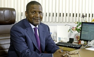 Dangote group pledges to help Kano, FG out of recession