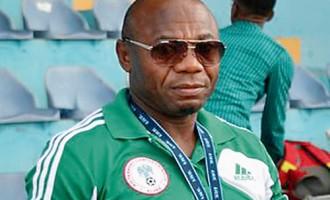Eagles must fight to defeat Algeria, says Amunike