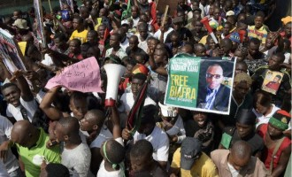Amnesty: Many Biafra protesters are still in detention