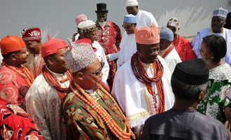 The 16 demands Niger Delta elders made from Buhari