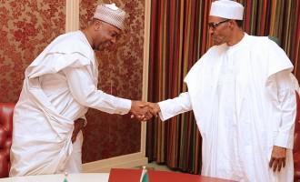Buhari, Saraki meet thrice in one week… is it about the $29.9bn loan?