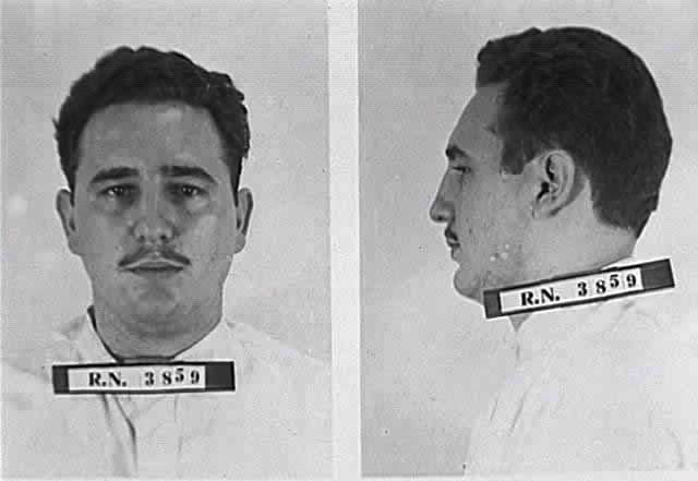 Castro for prison
