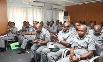 Nigeria customs stinks of corruption, says Saraki