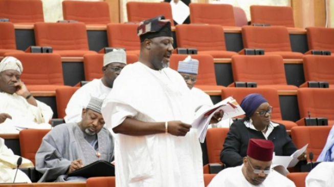 Melaye says Buhari's expenditure framework is a fraud