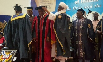 Dangote becomes UI's 100th honouree in 68 years, donates N250m to its Business School