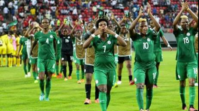 Buhari orders immediate payment of Falcons' allowances