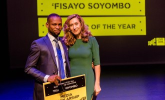 TheCable's Soyombo wins Free Press award in The Netherlands