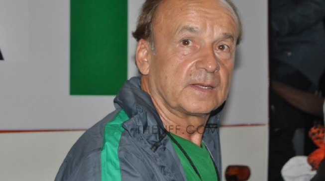 I don't believe in resignation, says Rohr
