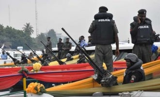 Police deploy 26,000 officers, 20 gunboats for Ondo poll