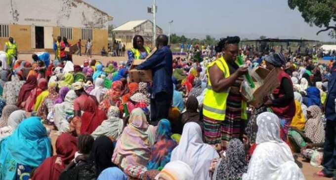 Report: Nigeria's number of IDPs rivals that of countries at war