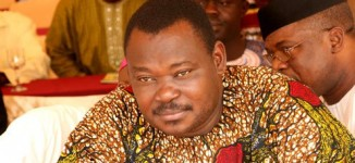 Jimoh Ibrahim's mother dies in fire incident