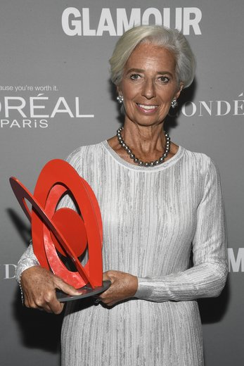 Lagarde Glamour awards