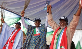QUESTION: Will Ondo election break APC to pieces?