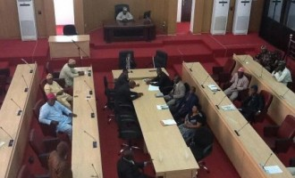 Senate on a collision course with Osun assembly over bailout funds