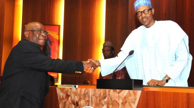 Buhari: Why I fired Onnoghen (FULL TEXT)