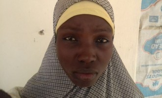BBOG: Girl rescued is from Chibok, but her twin still missing