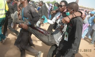 Shi'ites release list of detained members, say police dumped 40 corpses at Kano hospital