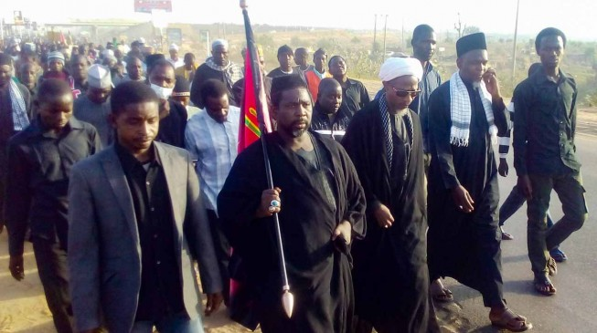 IMN vows to go on with procession in Abuja despite police threat