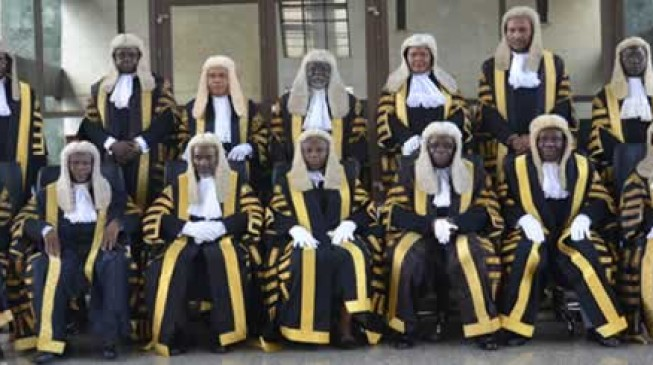 Buhari appoints 2 supreme court justices