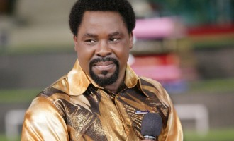 TB Joshua: Prayers of Americans reversed my prophecy on Clinton