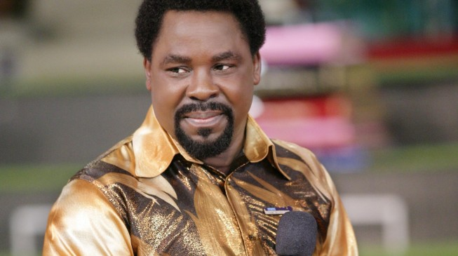 Will TB Joshua become Liberia's kingmaker?