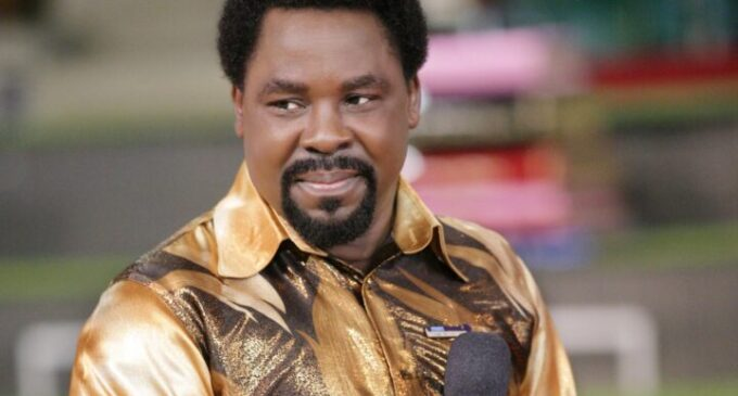 TB Joshua is dead — two months after suffering a stroke