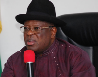 Umahi: We borrowed N5bn in one month — just to touch lives