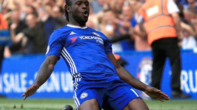 Moses nominated for BBC African footballer of the year